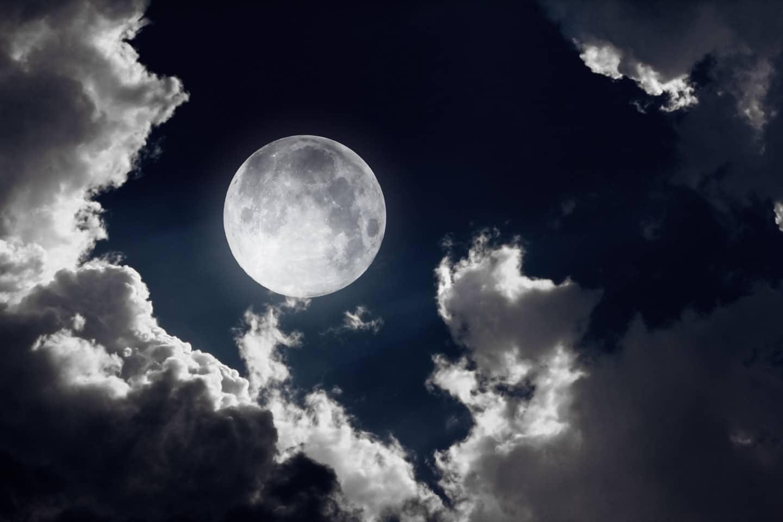 Soirée Pleine Lune - Thème